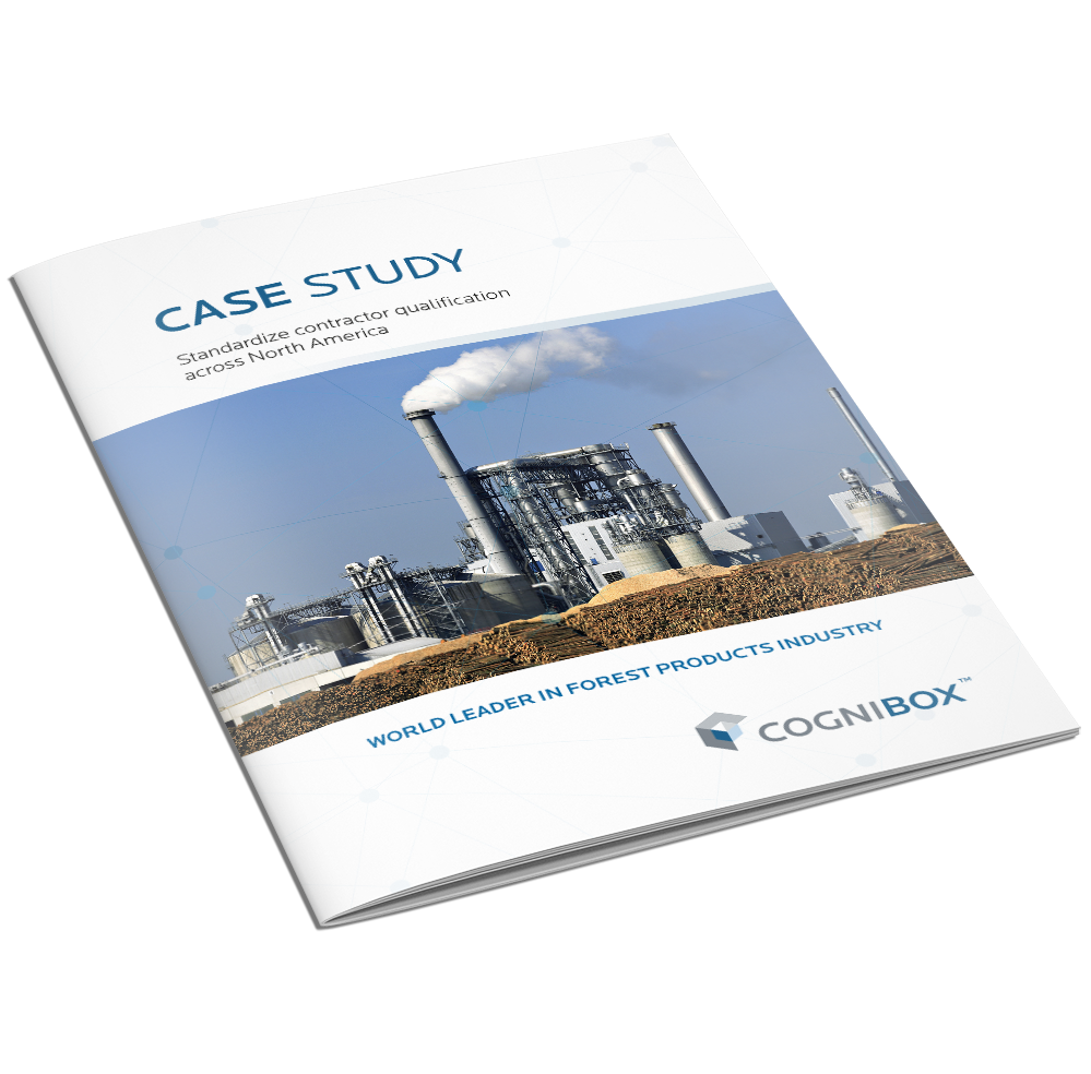 Forest Products Industry Case Study
